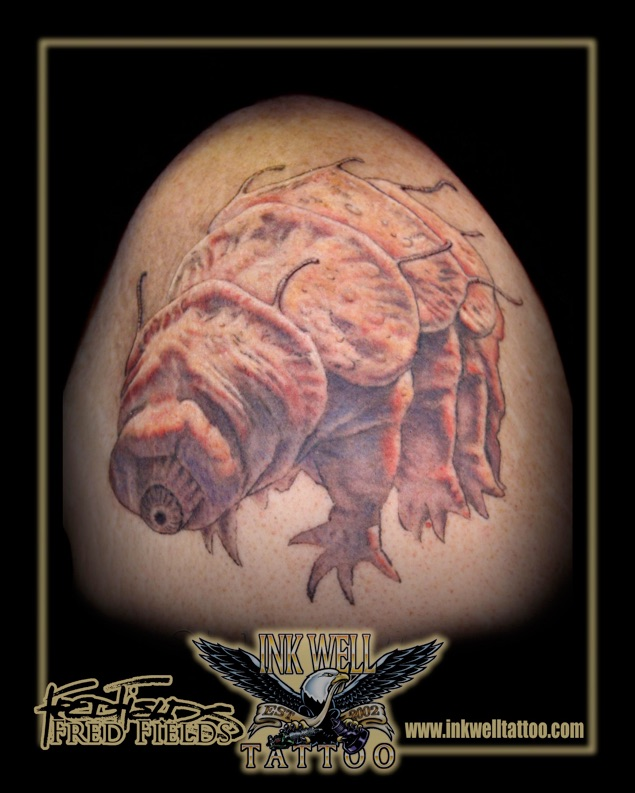 Confirm. join Naked fish tattoos excited too
